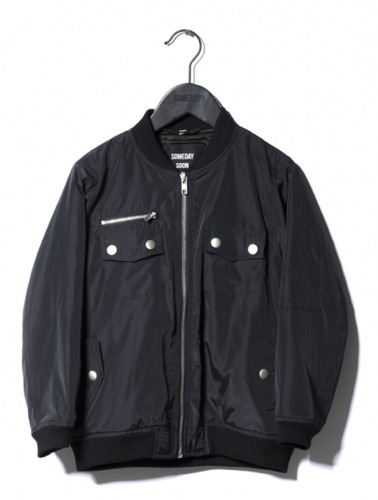 romeo jacket (black)