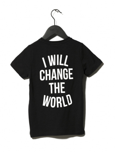 revolution t-shirt black ( 2Y last )