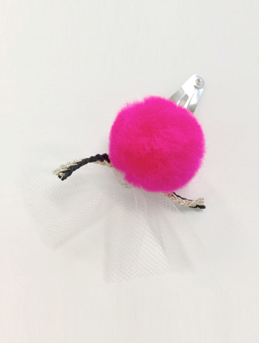 ViOLETTA HAiR PiN - HOT PiNK