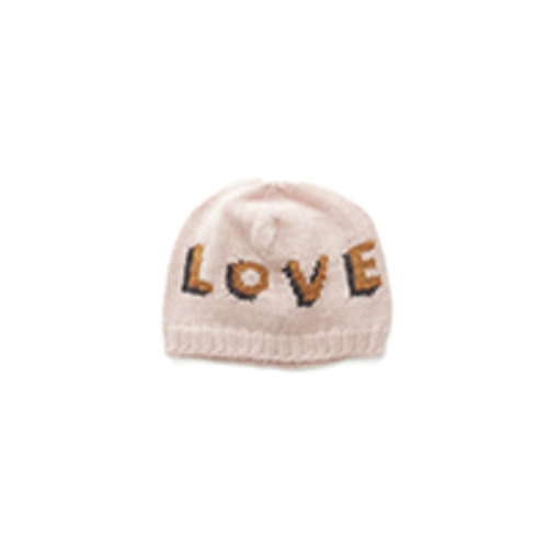 hat love ltpink gold