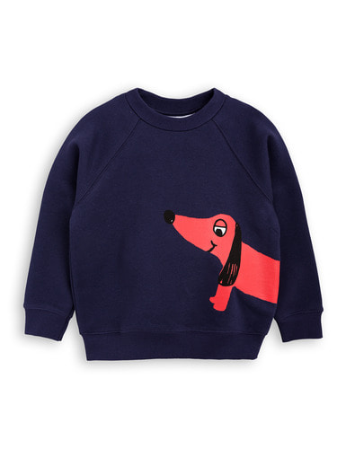 dog sp sweatshirt navy