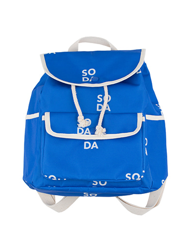 SS19-280 'SODA' BACKPACK ultramarine/off-white