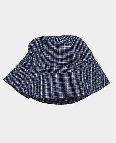 ADA HAT CHECK OXFORD BLUE (KIDS)