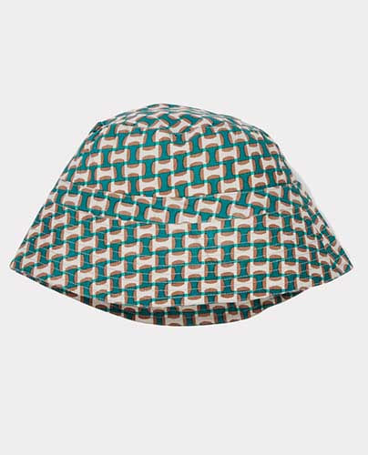 ADA HAT EMERALD GREEN (KIDS)