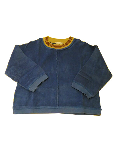 BIXA JUMPER TOWELLING ROYAL BLUE