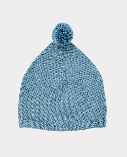 AGON CHILD HAT_BLUE