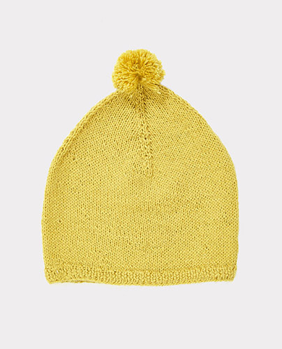 AGON CHILD HAT_LEMON