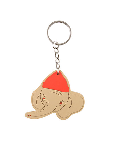 LUCKYWOOD key-chain