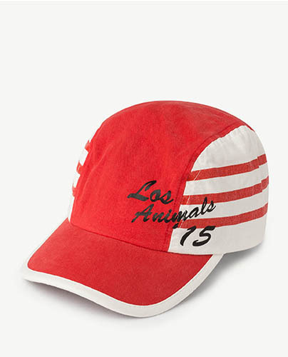 STRIPES HAMSTER KIDS CAP 001104_045_MZ