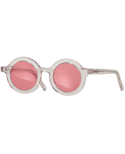 sunglasses Clear red tinted