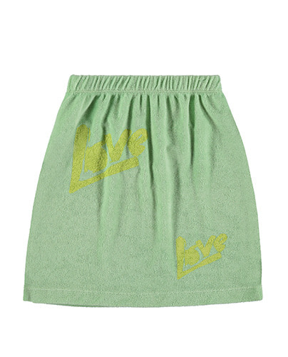SKIRT_Patina Green ( 4Y last )