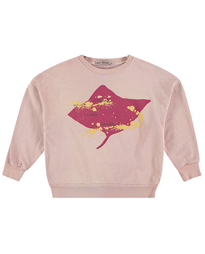 SWEATSHIRT_Evening Sand ( 2Y, 4Y, 6Y, 8Y )