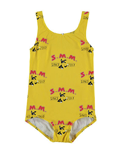 SWIM SUIT_Goldfinch
