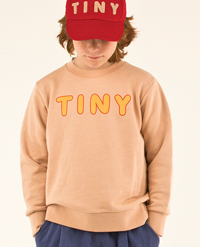 """TINY"" SWEATSHIRT_light nude"
