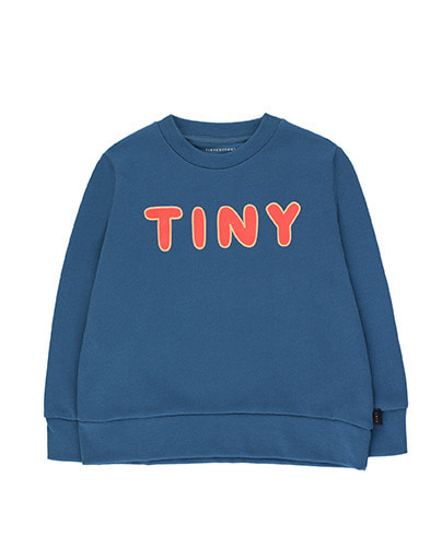"""TINY"" SWEATSHIRT_summer navy ( 2Y last )"