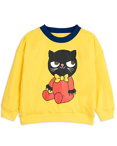 Yellow reversible sweatshirt_Yellow ( 80/86 last )
