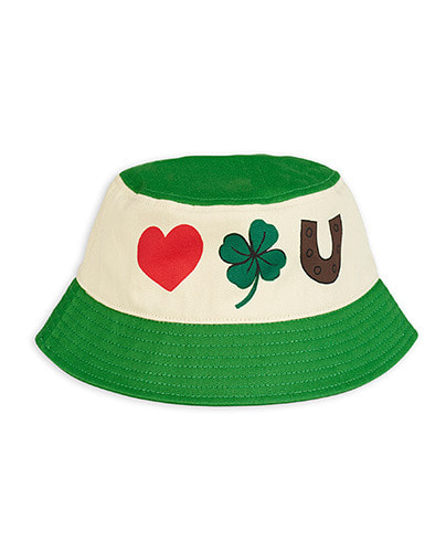 Clover bucket hat_Green