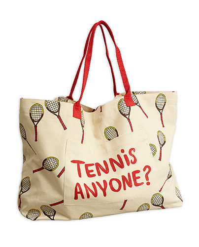 Tennis (adult) bag_Offwhite