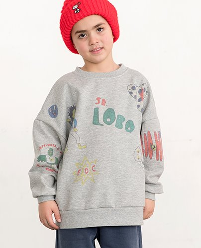 LOBO MIX SWEATSHIRT_Vigore