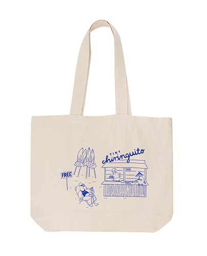 CHIRINGUITO MERCHANDISE BAG (DROP1)