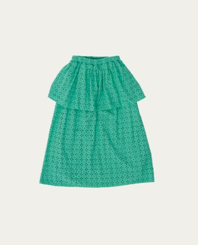 TC-SS21-45(Green Skirt)