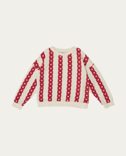 TC-SS21-17(Red Bands Sweatshirt)