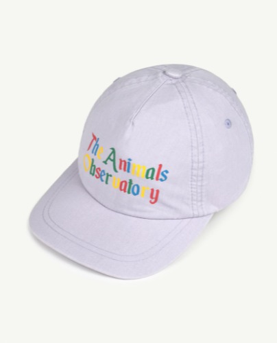 HAMSTER KIDS CAP Soft Purple The Animals OS