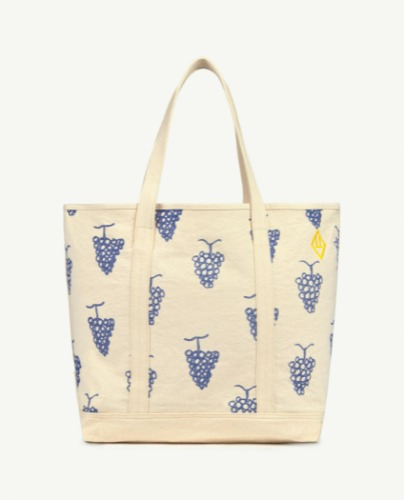 TOTE BAG ONESIZE BAG White Grapes OS